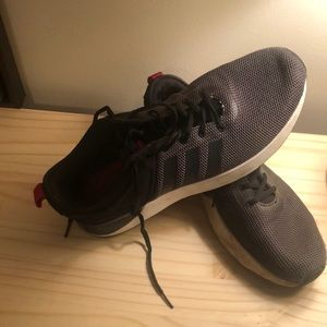 Adidas cloudfoam super tennis shoes size 13